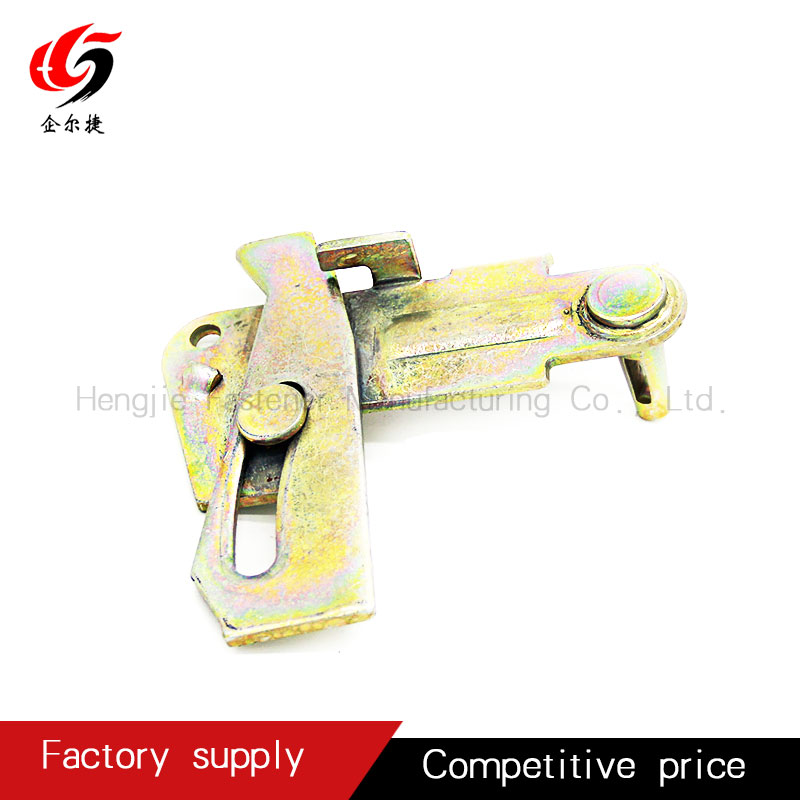 Aluminum formwork fitting hook /brack/waller clamp