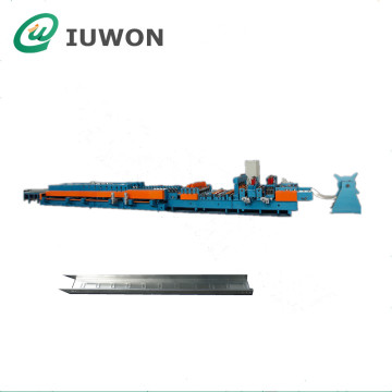 Electric Metal Cable Tray Forming Machine
