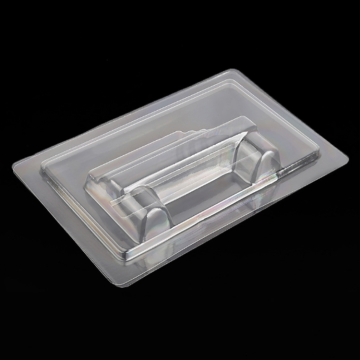 measuring tool packaging plastic blister tray with lid