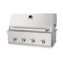 Stainless Steel Build-in Gas Barbecue Grill