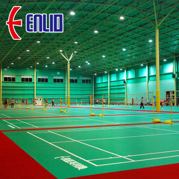 BWF Approved badminton floor mat