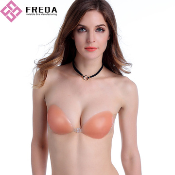 Silicone Strapless Backless Sticky Bra