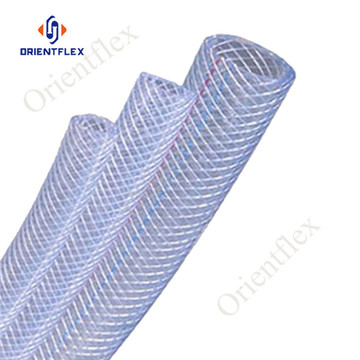 1 inch polyester reinforced braided vinyl hose