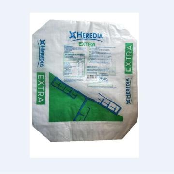 Kundenspezifischer BOPP Laminated Block Bottom Cement Bag
