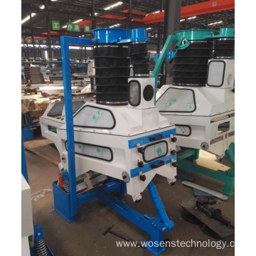 Good price automatic destoner machine ricemill machine