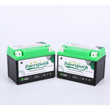 Portable Motorcycle Starting Battery