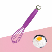 small silicone egg whisk  set