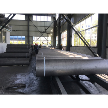 UHP 700mm Graphite Electrodes for Steel Plant Turkey