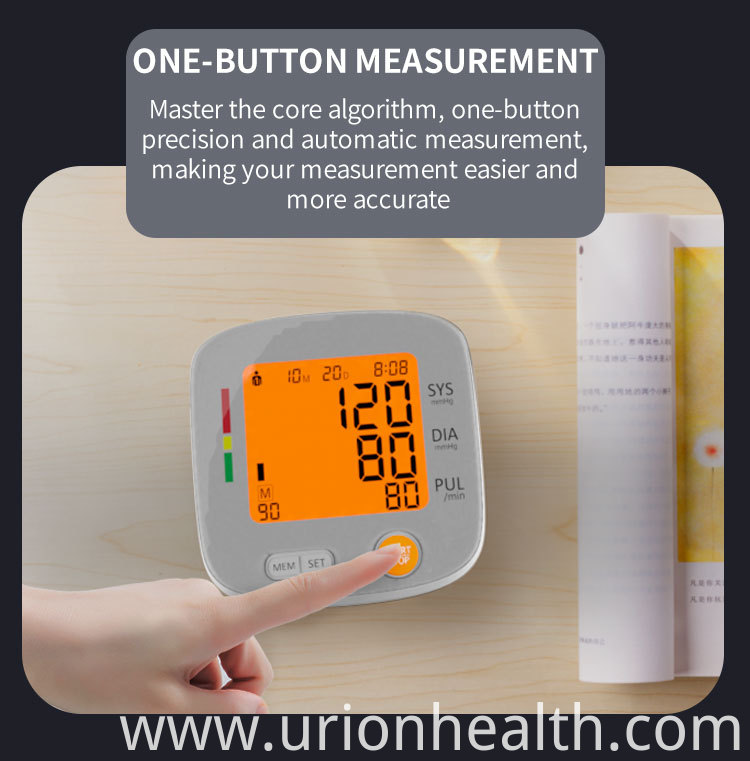 blood pressure monitor digital