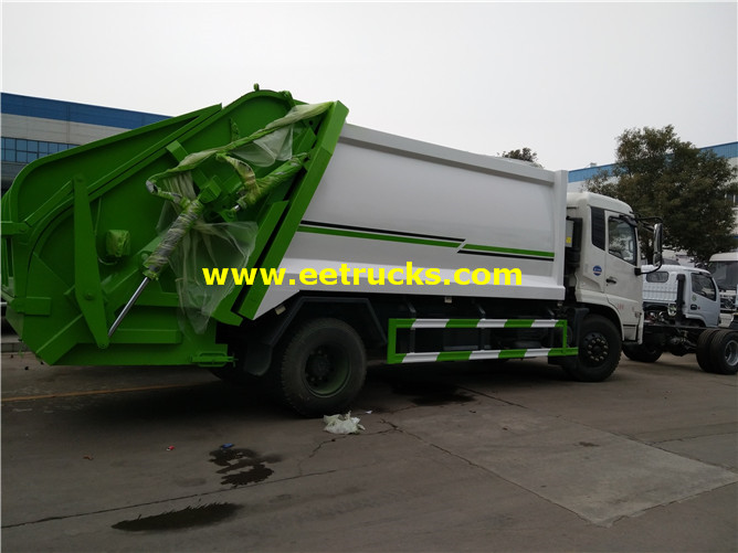 Compressed Waste Vehicles