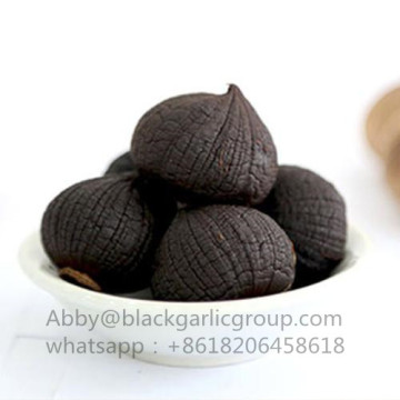 Nutrient-rich instant peeled black garlic