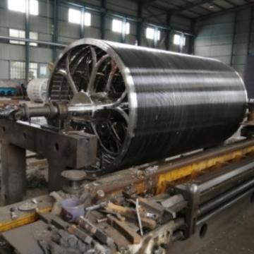 Paper Machine SS Cylinder Mould For Paper Making