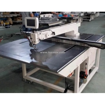 Large Size Automatic Pattern Sewing Machine
