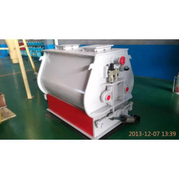 YULONG SSHJ Twin -shaft organic fertilizer blenders