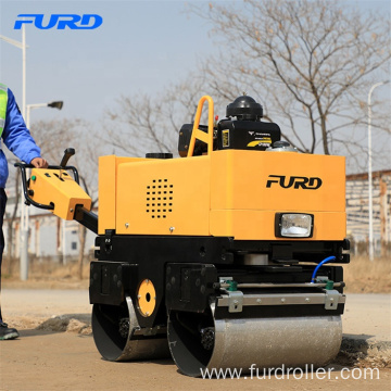 Best price mini asphalt roller for road construction