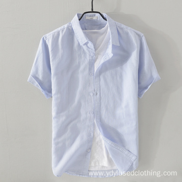 Used Men's Short Sleeve T-shirt