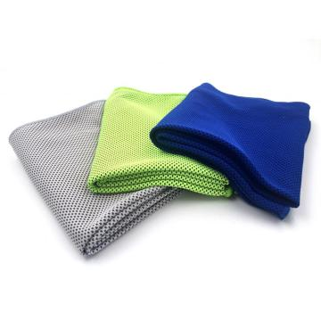 outdoor use microfiber super snap instant cooling towel