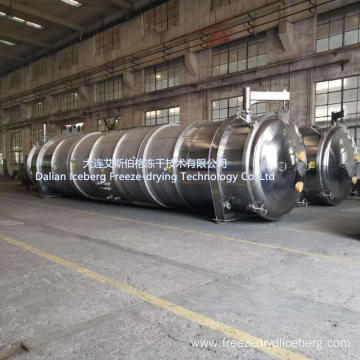High Capacity Freeze Dryer
