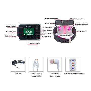 therapeutic cold laser therapy machine in physiotherapy