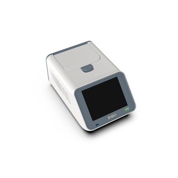Laboratory DNA Analysis Real Time PCR Machine