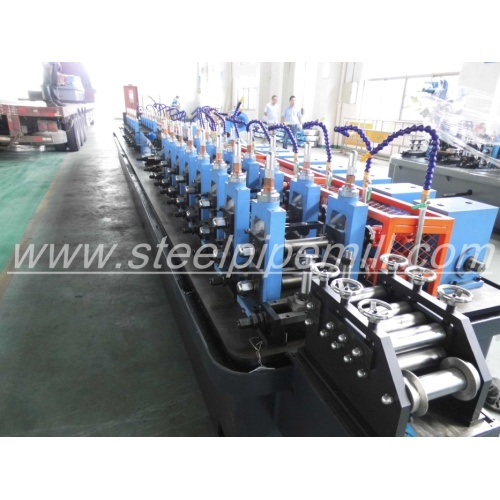 API ERW tube mill with high speed