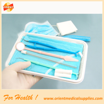 Dental examination sets for dental use