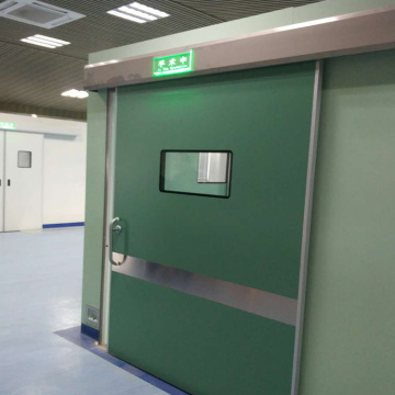 High speed auto hospital sliding door