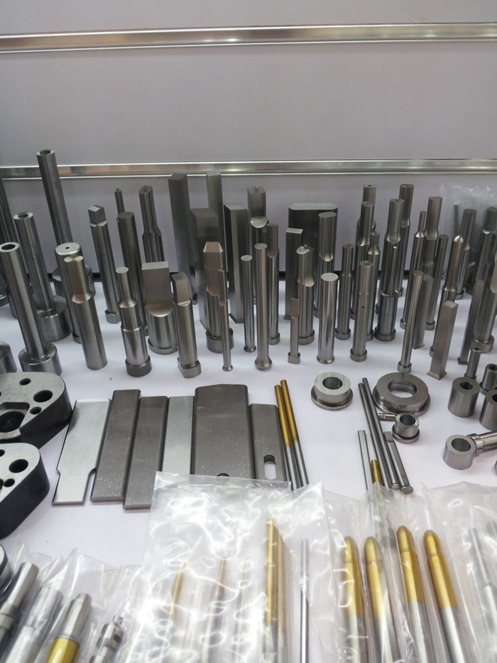 ISO8020 Cylindrical Head Punch HSS WS HWS Material