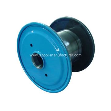 OEM double flange welding wire cable drum