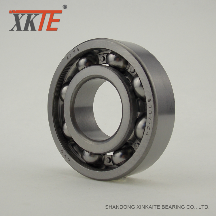 Open 6309 C4 Conveyor Bearing For Roller