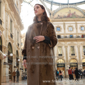 Fur Coat In Winter For Women