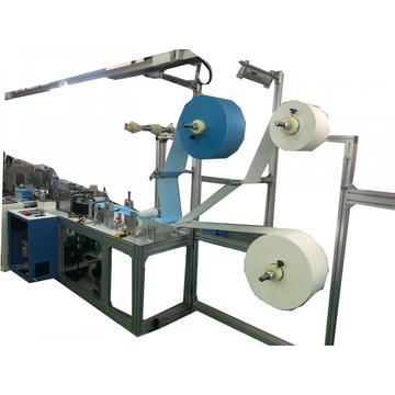 Factory Automatic Disposable Mask Production Machine Surgical Dust Face Mask Making Machine