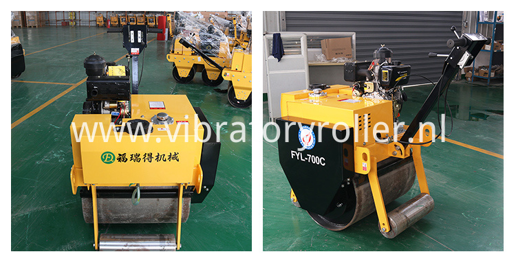 700 small road roller