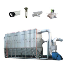 Dust collectors for granite and stone dust