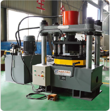YQJ-200 Angle Corner Cutting Nothching CNC Machine