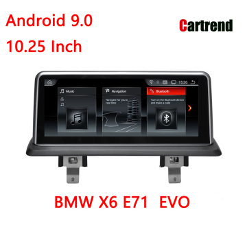 BMW X6 E71 Touch Screen Android Display