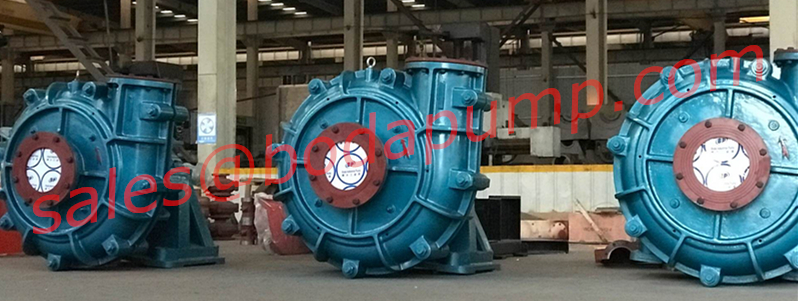 12-10 AH slurry pumps