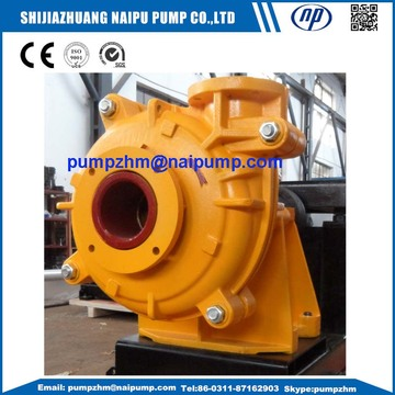 4/3C-AH horizontal slurry pumps