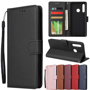 Honor 10i Leather Case For Fundas huawei Honor 9i case Retro Flip Wallet for Huawei Honor 9N Cover Mobile Phone Bag
