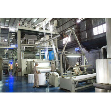 AL 3200 single S nonwoven fabric making machine