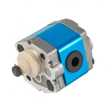 hydraulic power unit gear pump