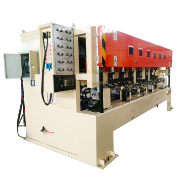 CNC Automatic Ringlock Standard Welding Machine