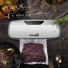 saengQ Electric Vacuum Sealer Vacuum Packing Machine Sous Vide Vacuum Sealer For Food Storage New Food Packer Vacuum Bags