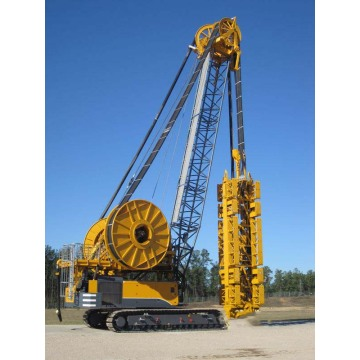 Hard And Resistant Trench Cutter for Sale