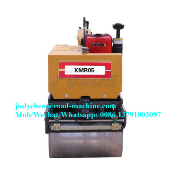XCMG  XMR05 road roller working weight 500kgs