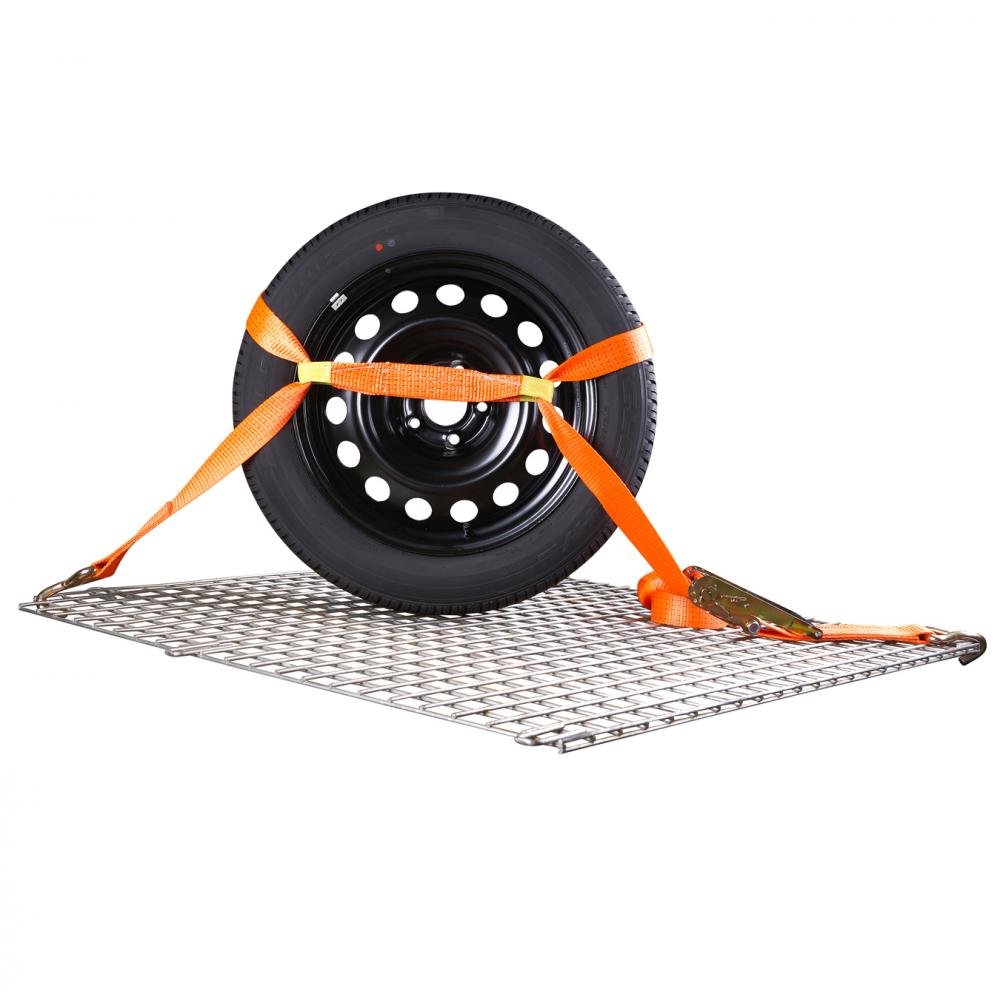 "2"" Tire Strap For Securing Wheels"