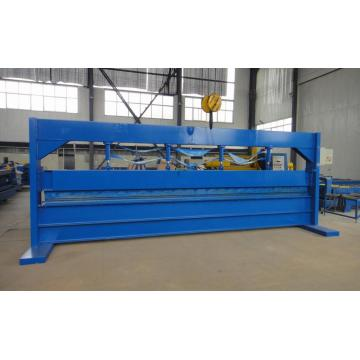 Galvanized Steel Sheet Hydraulic Roof Panel Bending Machine