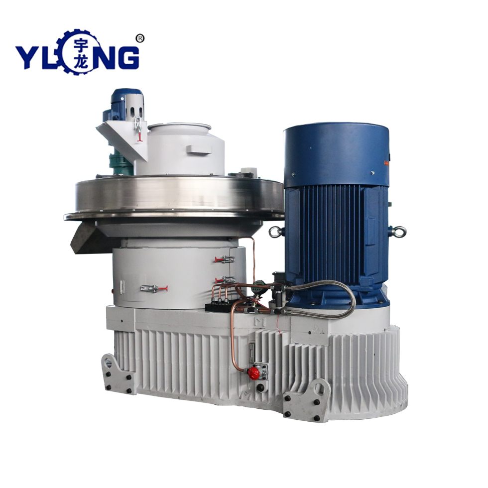 Lucerne Pellet Machine For Biomass Fuel