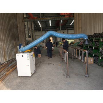 Mobile Welding Dust Absorber/Fume Purifier Dust Collector