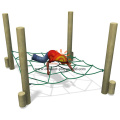Climbing Outdoor Playground Net Structure For Kids